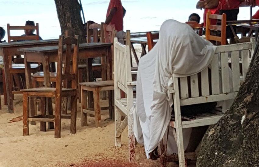 Jovem é assassinado em barraca de praia em Jericoacoara, com três tiros no pescoço
