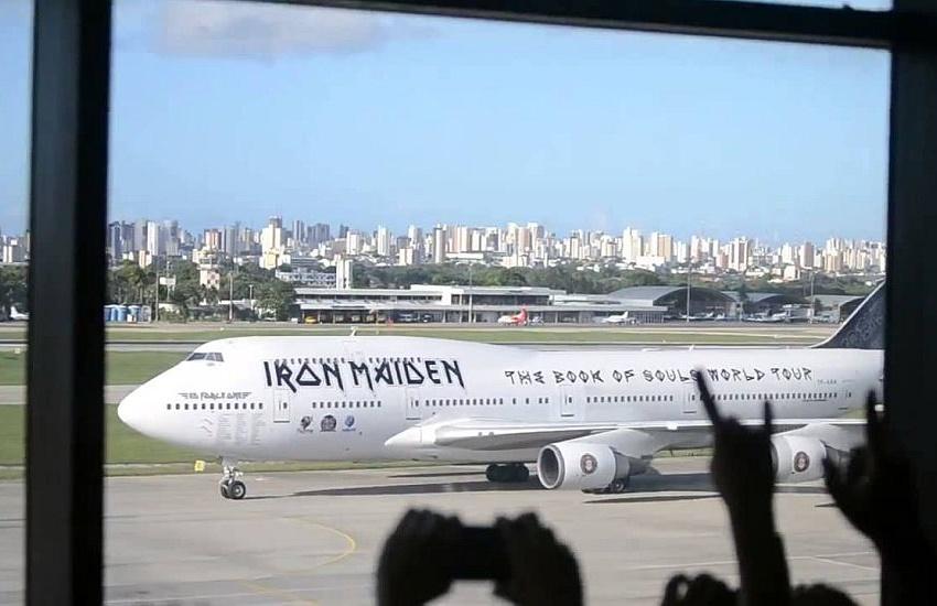 Mirante de observação do aeroporto Pinto Martins é fechado para reforma