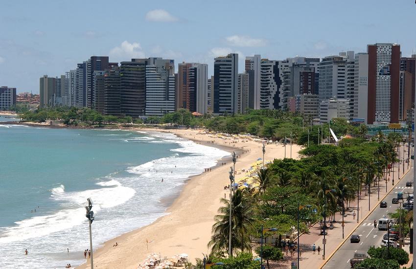 Fortaleza é a 5ª capital brasileira mais popular no Instagram