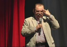 Severino Celestino é uma das atrações do seminário (FOTO: Reprodução Youtube)