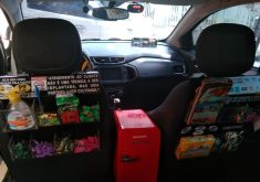 taxista, camisinha