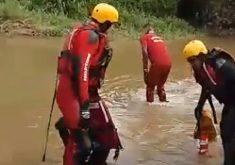 afogamento Aracoiaba