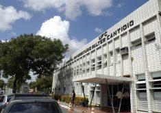 Funcionário do Walter Cantídio não tinha contato com área assistencial. (Foto: Divulgação/Ebserh)