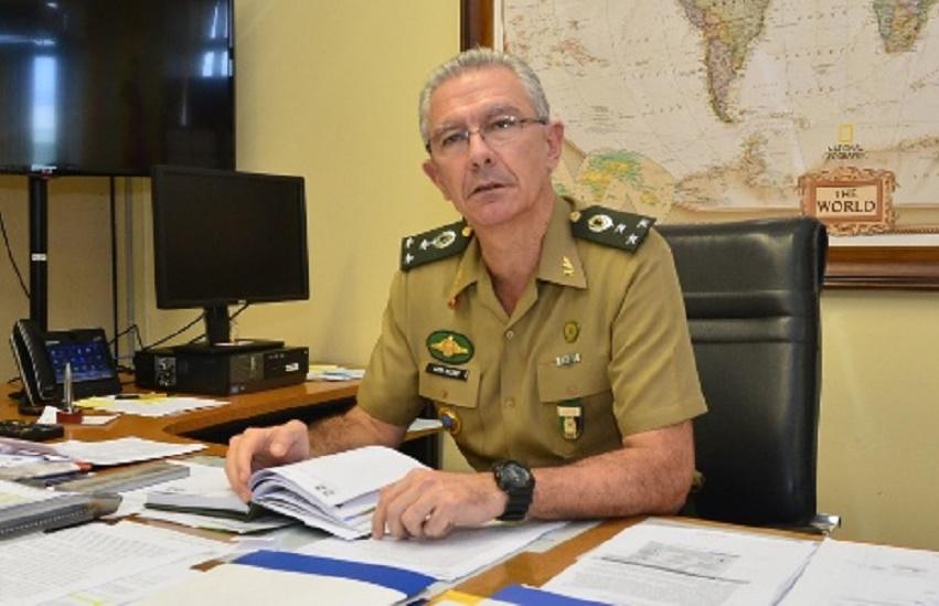 General cearense vai comandar missão de paz da ONU no Congo