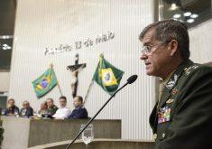 O general nasceu no Rio, mas voltou para o Ceará antes do 1° ano de vida. (Foto: Marcos Moura/ALCE)