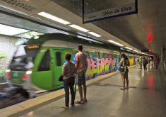 Passagem do metrô de Fortaleza passa a ser R$ 3,40. (Foto: Divulgação/Governo do Estado)