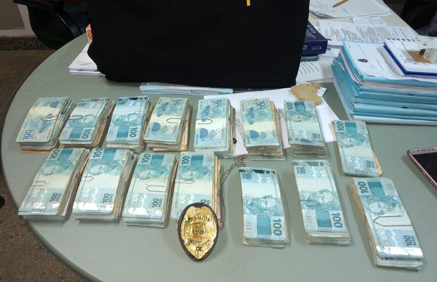 Mulher é presa após furtar quase R$ 200 mil da casa de idoso no Crato