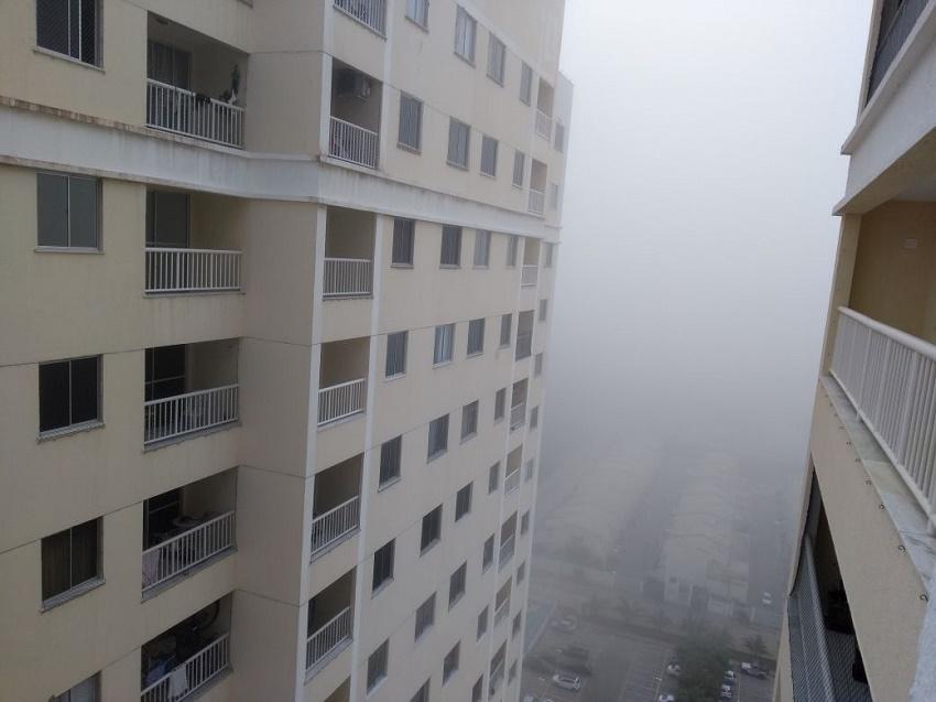 Fortaleza registra a temperatura mais baixa dos últimos 3 meses de 2018: 20,8º C