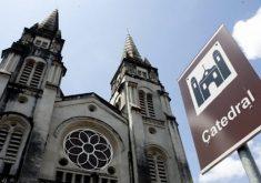 Fachada da Catedral Metropolitana de Fortaleza