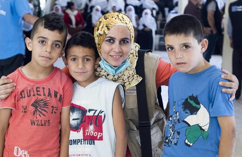 Fotógrafa cearense conta suas experiências em viagens humanitárias a zonas de guerra