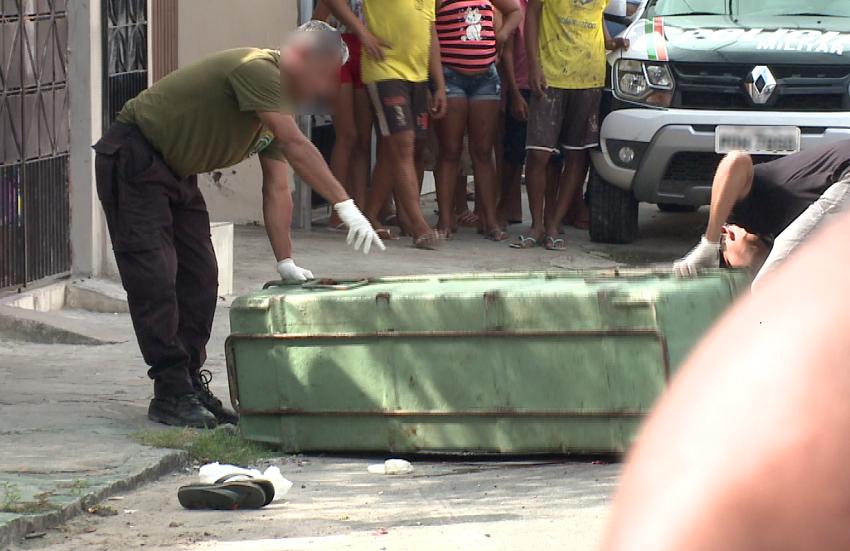 Motorista de aplicativo é morto com 20 tiros em Fortaleza; Este já é o 9º assassinato