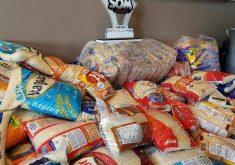 Alimentos doados