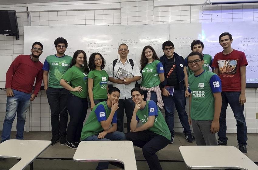 Estudantes do Ceará disputam vaga nas Olimpíadas de Astronomia, na Índia