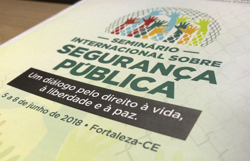 Assembleia Legislativa realiza seminário internacional sobre Segurança Pública