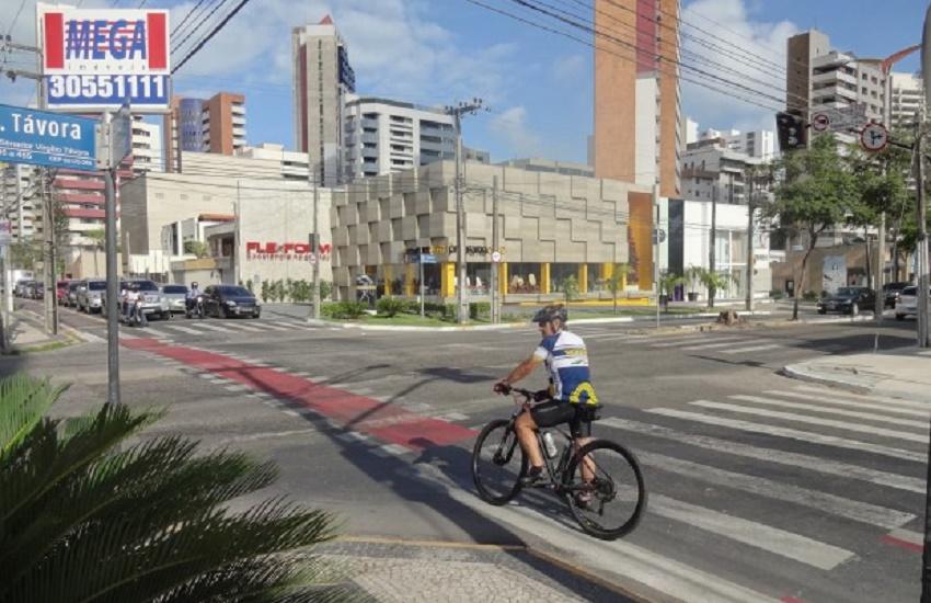 Ciclistas indicam bons roteiros de passeios de bike que podem ser feitos em Fortaleza