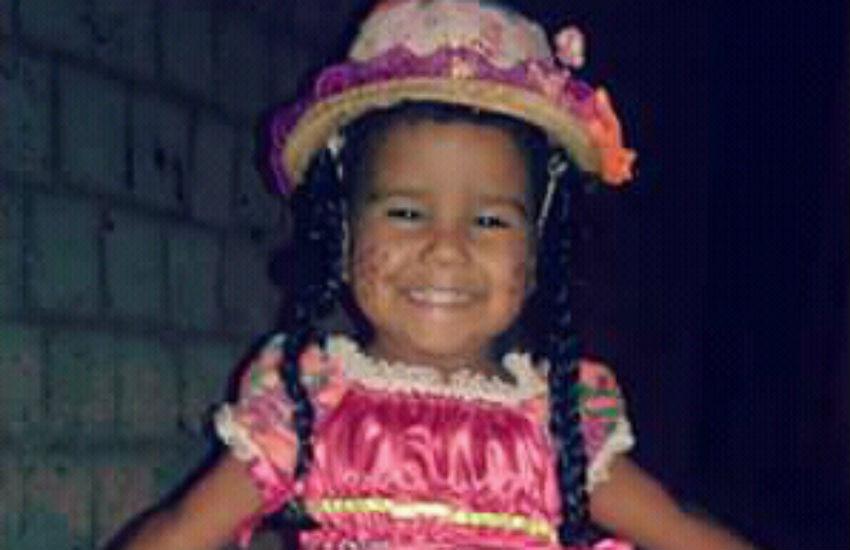 Criança de 4 anos é morta com tiro dentro de casa em Sobral