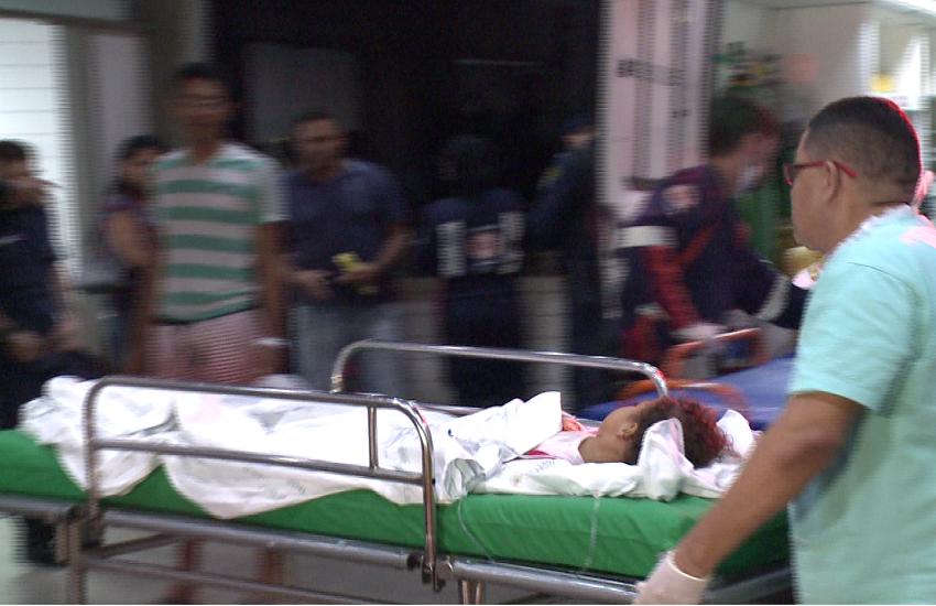 Menina de 4 anos é baleada enquanto brincava na rua, em Fortaleza