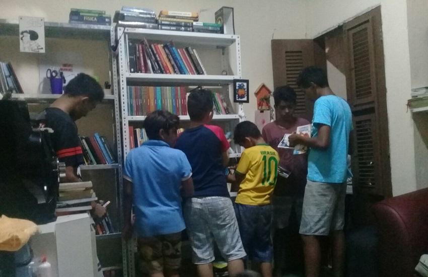 Bibliotecas comunitárias buscam curar feridas após chacinas no Curió e no Barroso