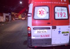 Samu, ambulância