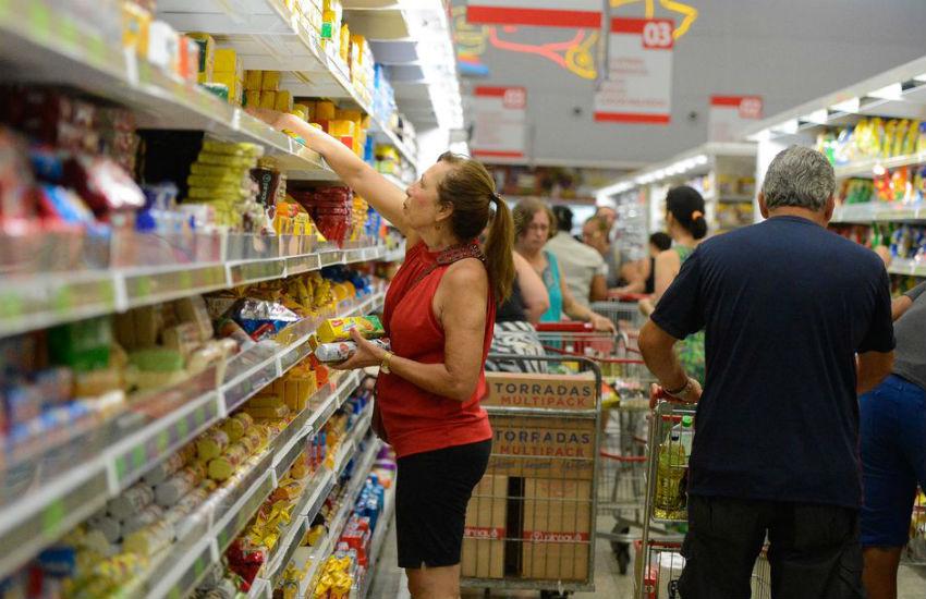 Por falta de alimentos, supermercados podem fechar neste fim de semana