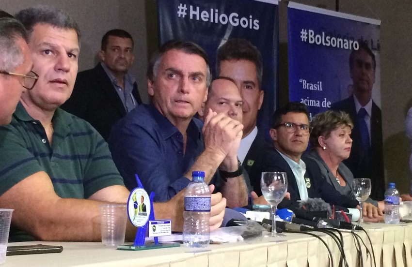 """""""Não sou psiquiatra. A gente vai conversar com doido?"""", diz Bolsonaro sobre ataques de Ciro"""