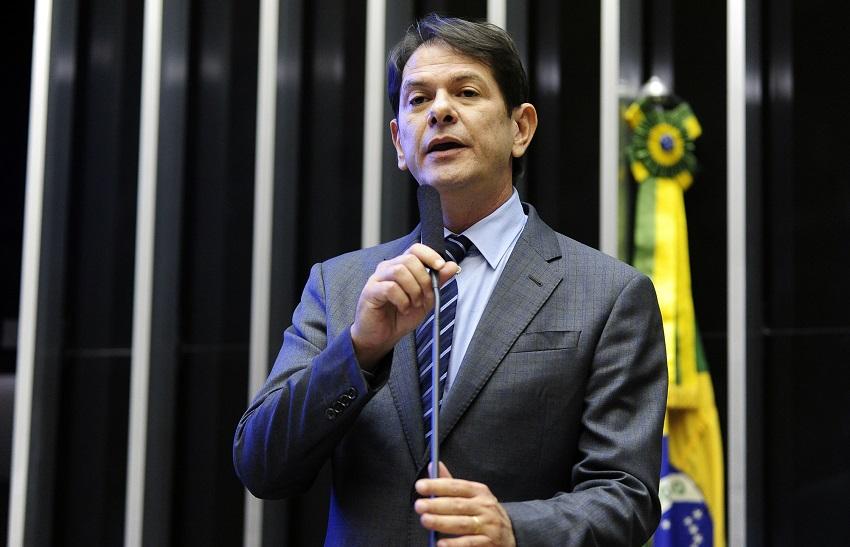 Cid Gomes descarta possível aliança com Eunício Oliveira