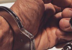 Mãos algema