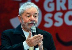 Lula foi solto nesta sexta-feira (Foto: Arquivo/Agência Brasil)
