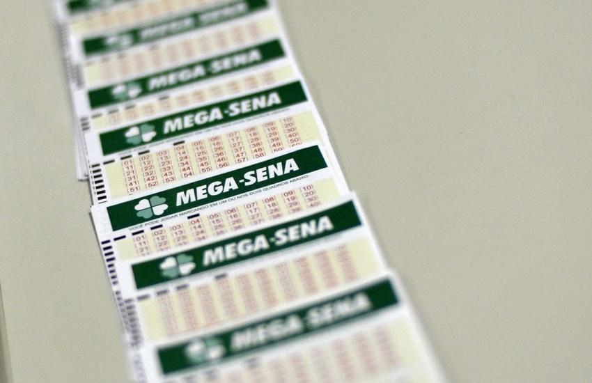 Apostador cearense ganha mais de R$ 9,6 milhões na Mega-Sena