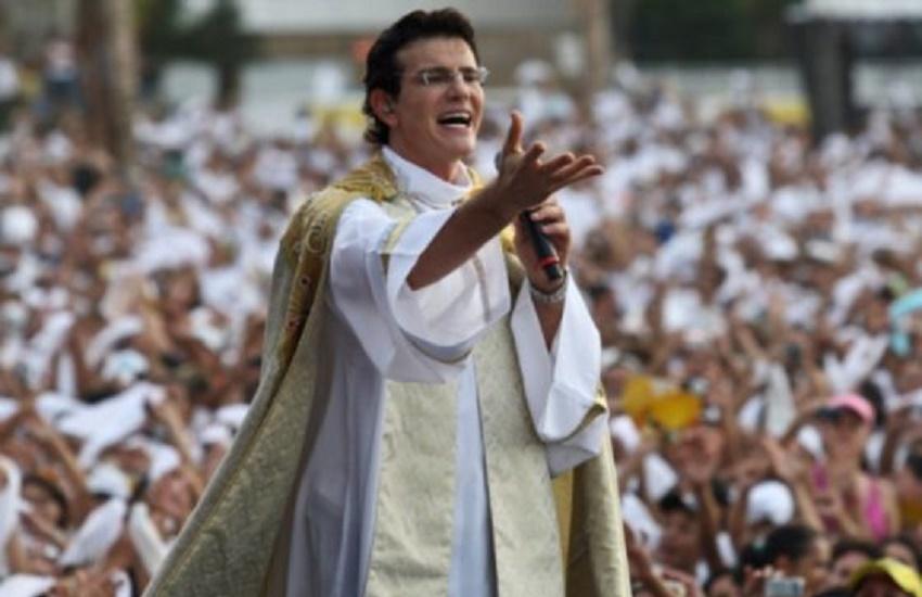 """""""Evangelizar Fortaleza"""", com Padre Reginaldo Manzotti, será em outubro"""