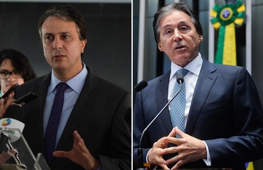 Camilo garante que Eunício terá todo o seu apoio à reeleição ao Senado