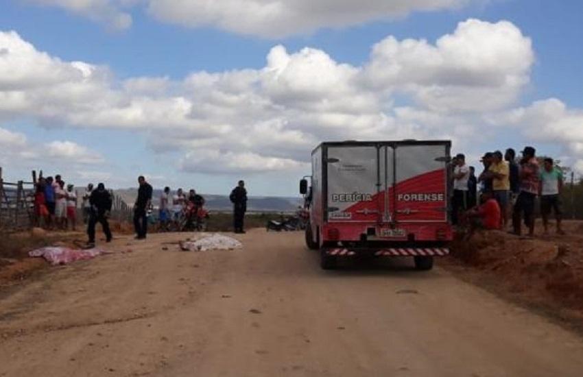 Chacina em Quiterianópolis deixa três mortos da mesma família