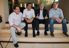 Apoio de Camilo a Lula impacta na estratégia de Ciro e Cid Gomes. (Foto: Divulgação)