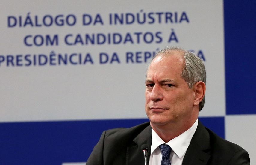 Polêmicas de Ciro Gomes são o que rendem maior interesse por ele na internet, mostra levantamento
