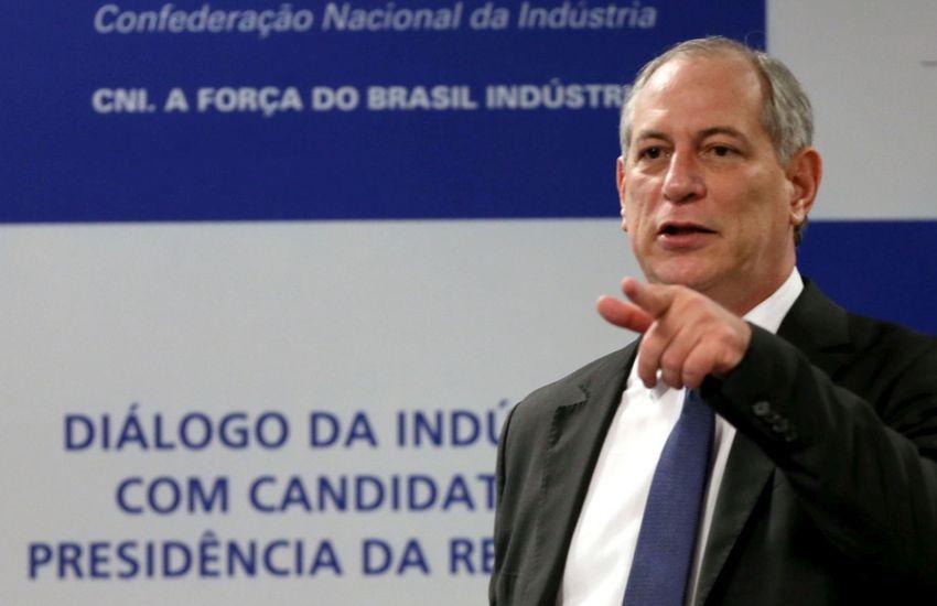Veja como a perda de apoio do Centrão a Ciro Gomes afeta as eleições no Ceará