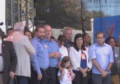 Candidatura de Ciro Gomes é a primeira oficializada. (Foto: Reprodução)