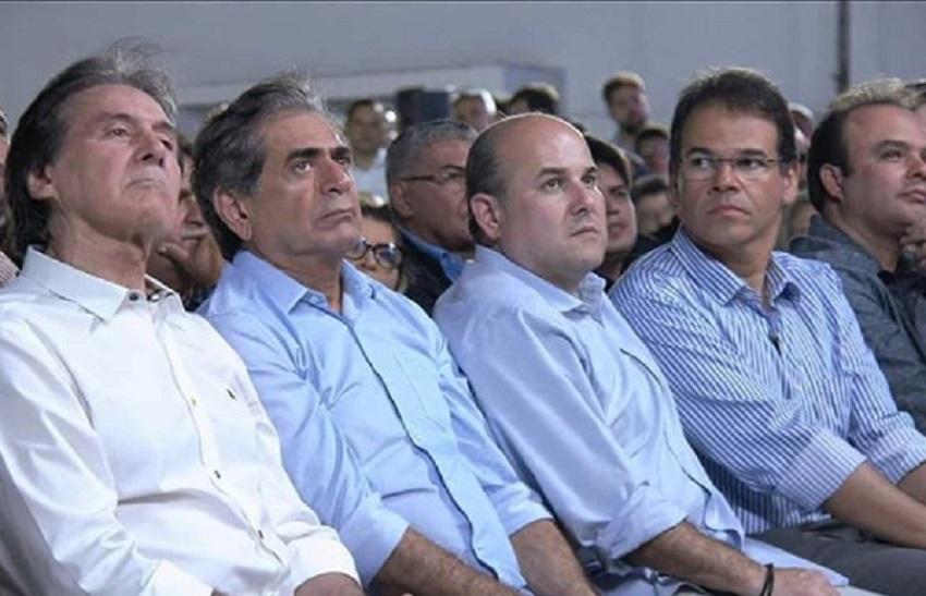 Governador do Ceará reforça apoio a Cid e Eunício para o Senado apesar de oposições de Ciro e do PT