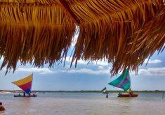 Jeri é um dos destinos turísticos mais famosos no Brasil. (Foto: Cláudia Trivella / Fotos Públicas)