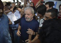 Lula teve o habeas corpus negado (FOTO: Agência Brasil)