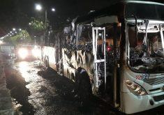 Nas últimas semanas, Ceará viveu onda de ataques (FOTO: Reprodução/Whatsapp)