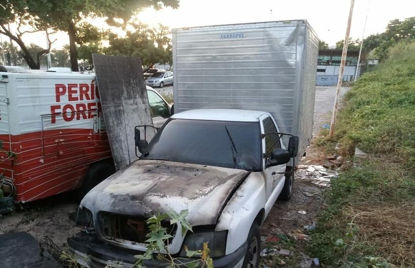Bandidos atacam carro da Pefoce