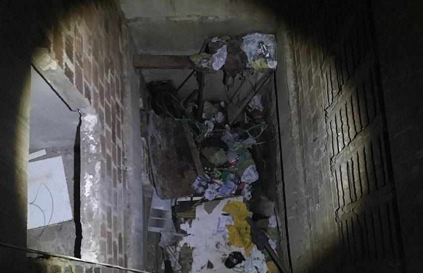Doze trabalhadores em condição de escravidão são resgatados em prédio abandonado de Fortaleza