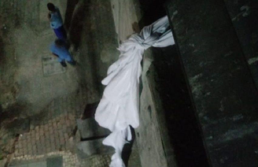 Detento faz corda com lençóis e foge pela janela de enfermaria do IJF