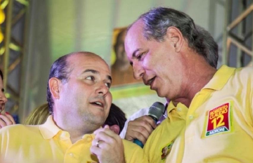 """""""Ciro e Bolsonaro dizem o que pensam"""", diz Roberto Cláudio em comparação de adversários"""