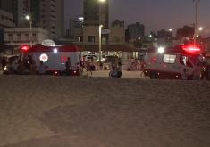 ambulancia, praia de iracema