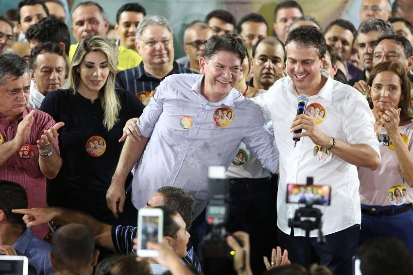 Inauguração do comitê de Camilo Santana