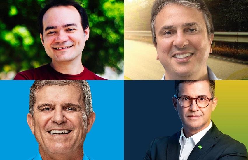 Focus.Jangadeiro estreia série de entrevistas com candidatos ao Governo do Ceará