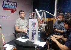 Cid Gomes em entrevista ao Focus.Jangadeiro