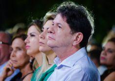Cid Gomes é candidato ao Senado em 2018. (Foto: Reprodução/Facebook Camilo Santana)