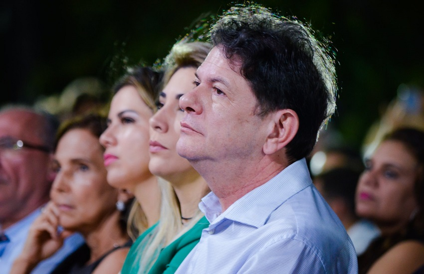 STF manda investigação sobre Cid Gomes e JBS para a Justiça Federal do Ceará